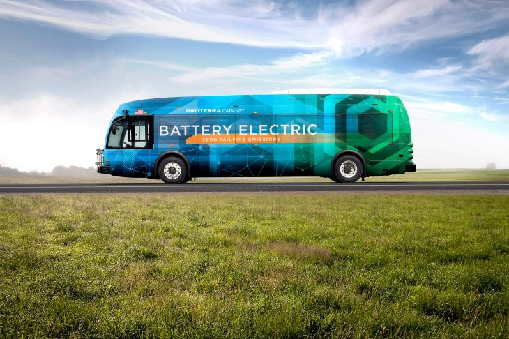 EBCI Air Quality Office partners with Cherokee Boys Club to acquire an electric school bus